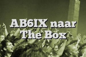 AB6IX naar The Box